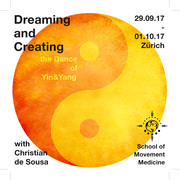 """Movement Medicine Workshop: """"Dreaming and Creating, a dance of Yin & Yang"""""""