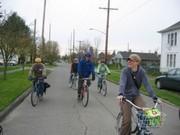 Summer Garden Bicycle Tour