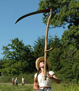 Scythes, The Cutting Edge of Power Down