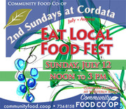 """Eat Local Food Fest!"""