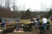 Roosevelt Elementary School Garden Workparty