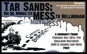 Tar Sands: Big Oil Brings It's Mess to Bellingham