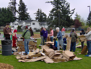 Monthly Roving Workparty:  Help Create a Garden