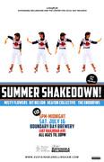 Summer Shakedown! Sat July 16th  Music-Food-Speakers