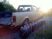 Workshop #2 to convert diesel truck to run on Straight Vegetable Oil (SVO)