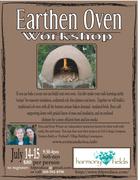 Earth Oven Workshop