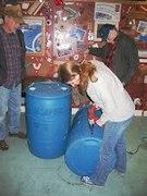 Rain Barrel Construction & Installation Workshop
