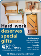 Free DIY Gift Making Consults and Black Friday Sale at The RE Store