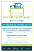 Volunteers Needed for WWU Move Out Maddness Event