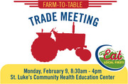 2015 NW Washington Farm-To-Table Trade Meeting