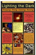 Lighting the Dark: Swapping, Dining, Learning, Burning