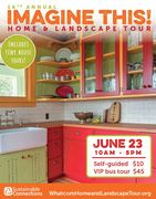 16th Annual Imagine This! Home & Landscape Tour