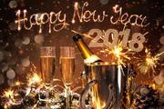 Feliz Año Nuevo 2018!