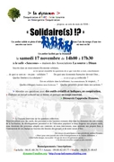 """Atelier Dynamo """"Solidaire(s)"""" !?"""