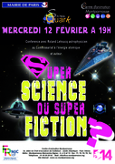Soirée Quark : Super science ou super fiction ?
