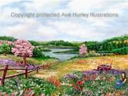 Ave Hurley - Katy' s Pasture