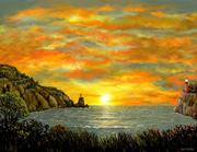 AH-001-03 Ave Hurley - Nathanael 's Sunset