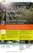 Formation Permaculture Humaine avec Bernard Alonso