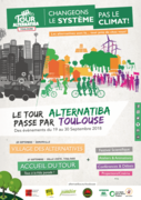 Festival Alternatiba Toulouse du 19 au 30 septembre 2018