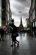 Rain in Birmingham