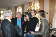 Behind the Scenes - Maikel voor de Ronnie Tober Foundation bij RTL Boulevard