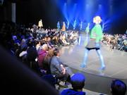 Behind the Scenes - Fashionweek 2010
