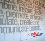 BrandYard brandwall