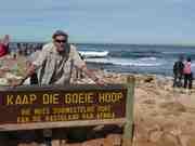 Kaap de Goede Hoop May 2013  South-Africa