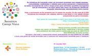 9ª Reunião TGV - Atenção para o endereço da 9ª reunião!!