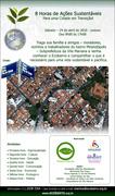 8 horas de Ações Sustentáveis para uma Cidade em Transição!