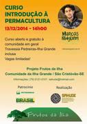 Curso Introdução à Permacultura gratuito em Sergipe!
