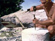 Corso  teorico - pratico per  la  lavorazione  della  pietra.