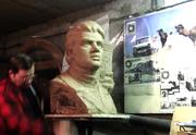 Открытие памятника выдающемуся чувашскому этнографу и писателю Григорию Тимофеевичу Тимофееву в с. Альшеево Буинского района ТР 2 февраля 2013 г.
