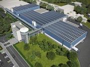 Софарма - покрив на завода