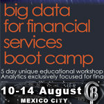 BigData for Financial Services Boot Camp