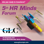 5th Annual HR Minds Forum 29-30 September 2016, Berlin, Novotel Berlin Mitte Hotel