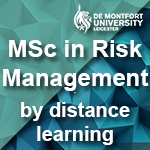 MSc in Risk Management