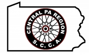 entral Pennsylvania Region Sports Car Club of America - Solo Event 4