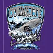 31st Annual Corvette Weekend Ocean City MD