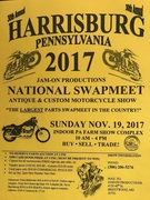 30th Annual Jam-On Productions Worlds Largest Indoor Motorcycle Swapmeet & Show