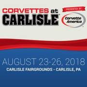 Corvettes at Carlisle