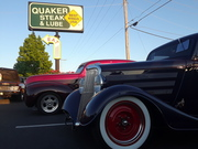 Quaker Steak and Lube Car Cruise In