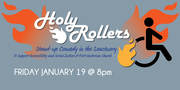 Holy Rollers: Stand-Up Comedy in the Sanctuary