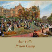Book Launch: Ally Pally Prison Camp by Maggie Butt
