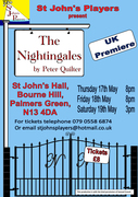 The Nightingales by Peter Quilter