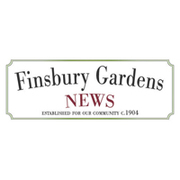 Finsbury Gardens Re-Opening event