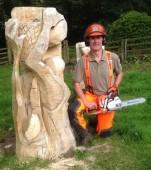London Parks Chainsaw Sculpture Trail