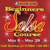 BEGINNERS SALSA COURSE!