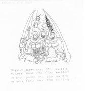 Simon Pearsall Cartoonist Exhibition