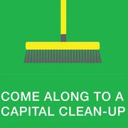 Capital Clean Up - Parkland Walk